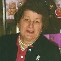 Dorothy M Clark