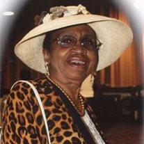 Camilla M.  Morris