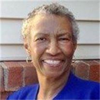 Cynthia Sarah Huntley Crocker