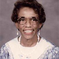 Rosie Mae Bridgeman