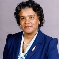MILDRED  A. WILLIAMS GRIFFIN