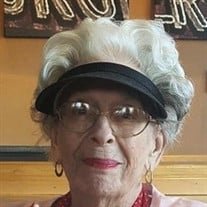 Mrs. Evelyn Barron Thompson