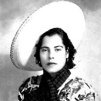 Maria Del Refugio Zavala