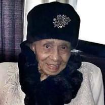 Mattie Pearl Jones Roberts