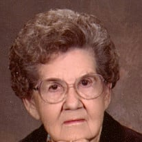 Mildred Bess Burney