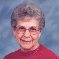 Betty Ruth Motcheck