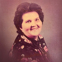 Mrs. Leota Sloan McCall