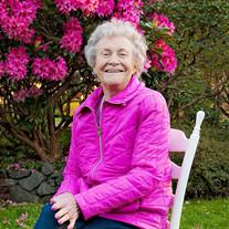 Marjorie Ann Morris
