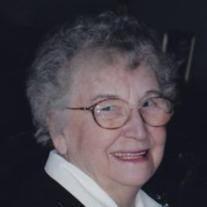 Mary Edith Allen