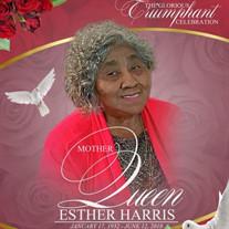 Queen Ester Harris