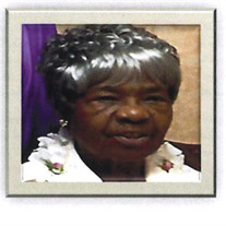 Mrs. Ida McCalister- Jackson