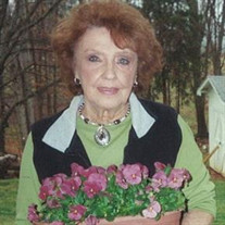 Shirley Mae Holland