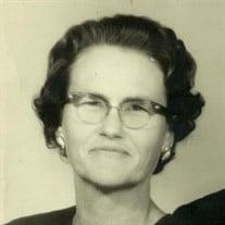 Mary  Tillman Parrish