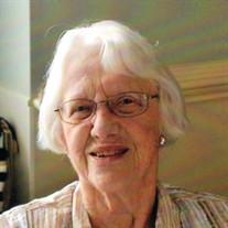 Mrs. Doris E. Shoemaker