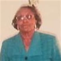 Mrs. Janie Mae Diggs