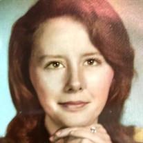 Margarett Carol Rees