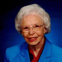 Edith M. DeBusk
