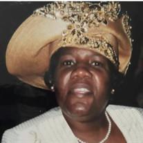Elder Diane Juanita Bazemore