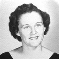 Mrs. Bobbie A. Martin