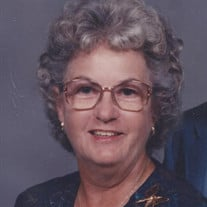 "Elizabeth ""Betty"" Jane Williamson"