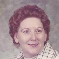 Patsy Louise Gossage