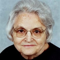 Thelma Marie Miller