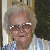 Maxine Bernice Benge