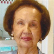 Mrs. Ava Nell Hamrick