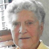 Marjorie Lucille Patten