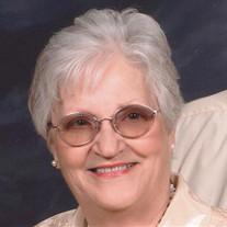 Mrs.  Brenda  Jean Martin  Barnes