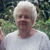 Thelma Barrow Cox