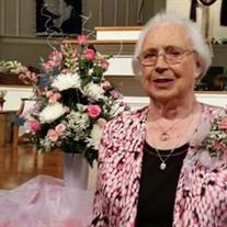 Mrs. Edna Laura Fisher