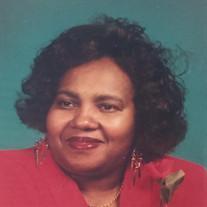Mrs. Geneva Bloodsaw Mosley