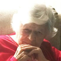 Mrs. Dora Verlene Bowerman