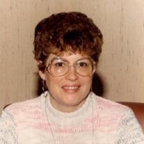 """Judith Elaine """"Judy"""" Boyer Hudyma"""