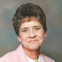 "Elizabeth Ann  ""Betty"" Marsh"