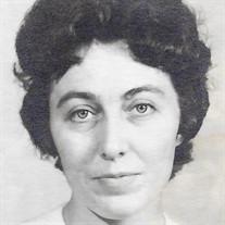 Mary Louise Noel