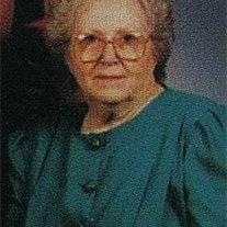 Margaret Arah Johnson Mallows