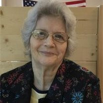 Peggy Jane Cronan