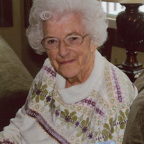 Mrs. Dorothy Nora Robinson