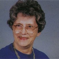 Betty Jane Autry