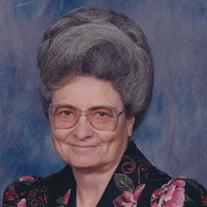 Mrs. Margie Alene Laster
