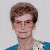 Mary Jeannette Zagar