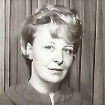 Doris Joanne Volland-Kabbes