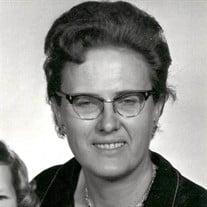 Sarah Elizabeth Patterson