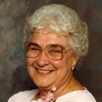"""Mrs. Dorothy """"Dottie"""" Plunkett"""