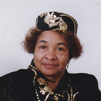 Mrs.  Almanette  Riggs Lampson