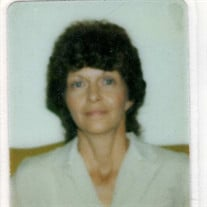 Carol D. Willms -Menominee