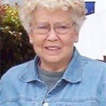 Wanda Elaine Donges