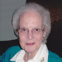 Betty Grace Van Drimmelen